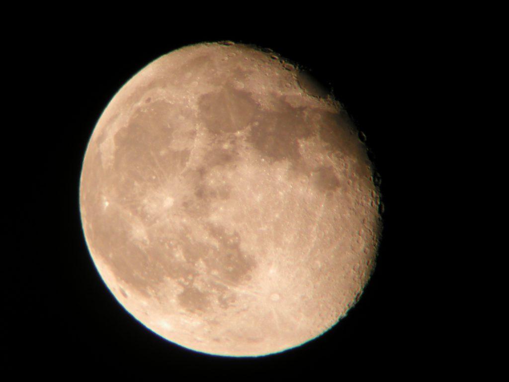 Fullish Moon